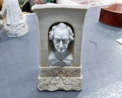 161907 – Vaso biscuit Goethe