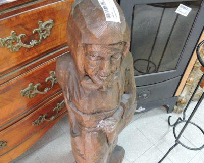 169522 – Scultura legno