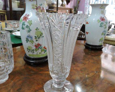 169362 – Vaso cristallo